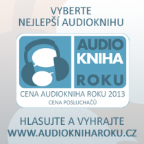 Audiokniha roku